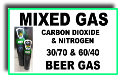 MIXED BEVERAGE GAS